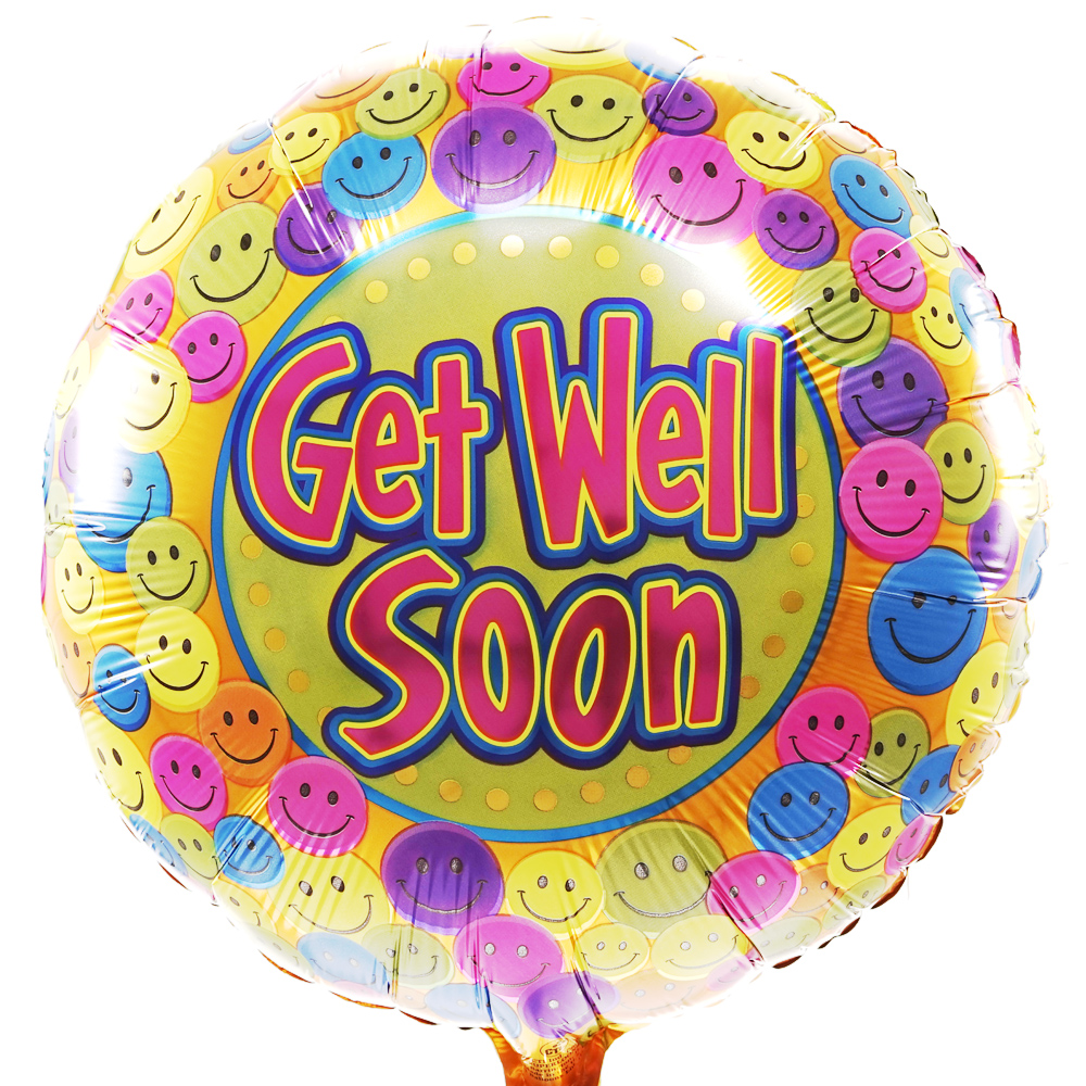 Ballon Get Well
